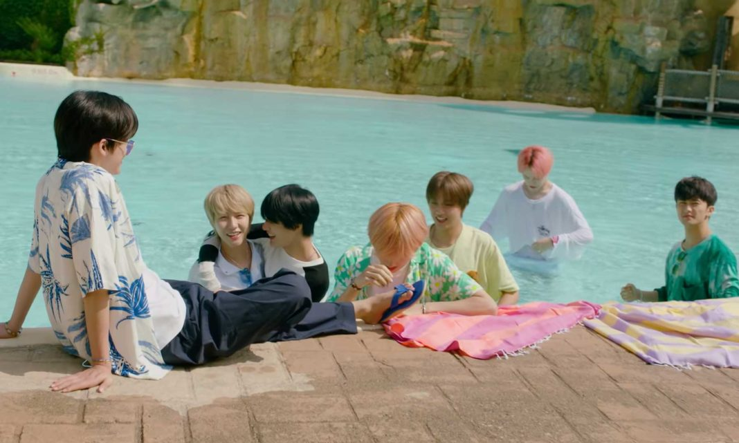 NCT Dream выпустили