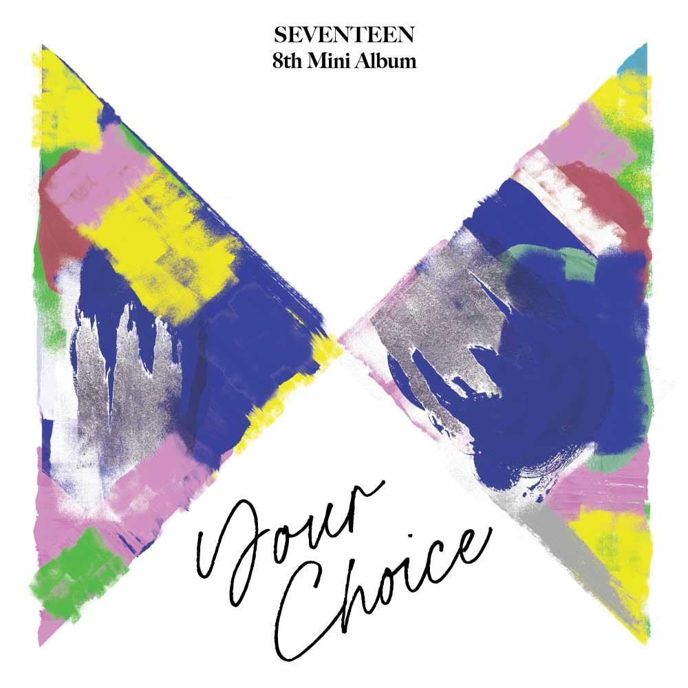 Альбом Your Choice группы SEVENTEEN