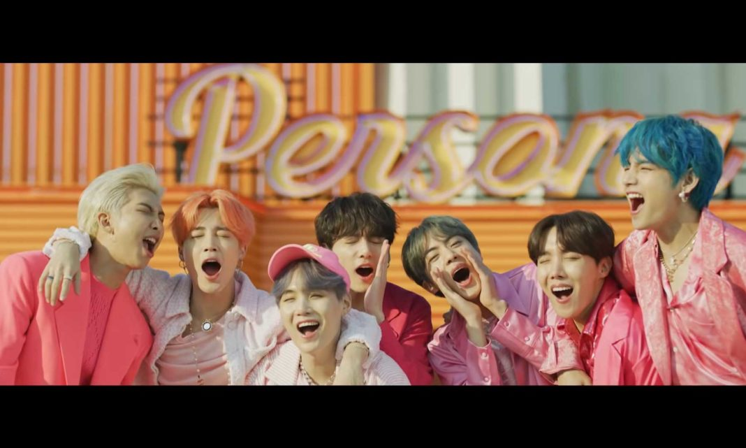 Boy With Luv BTS