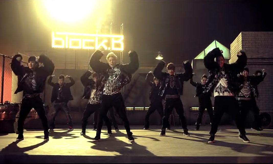 группы Block B