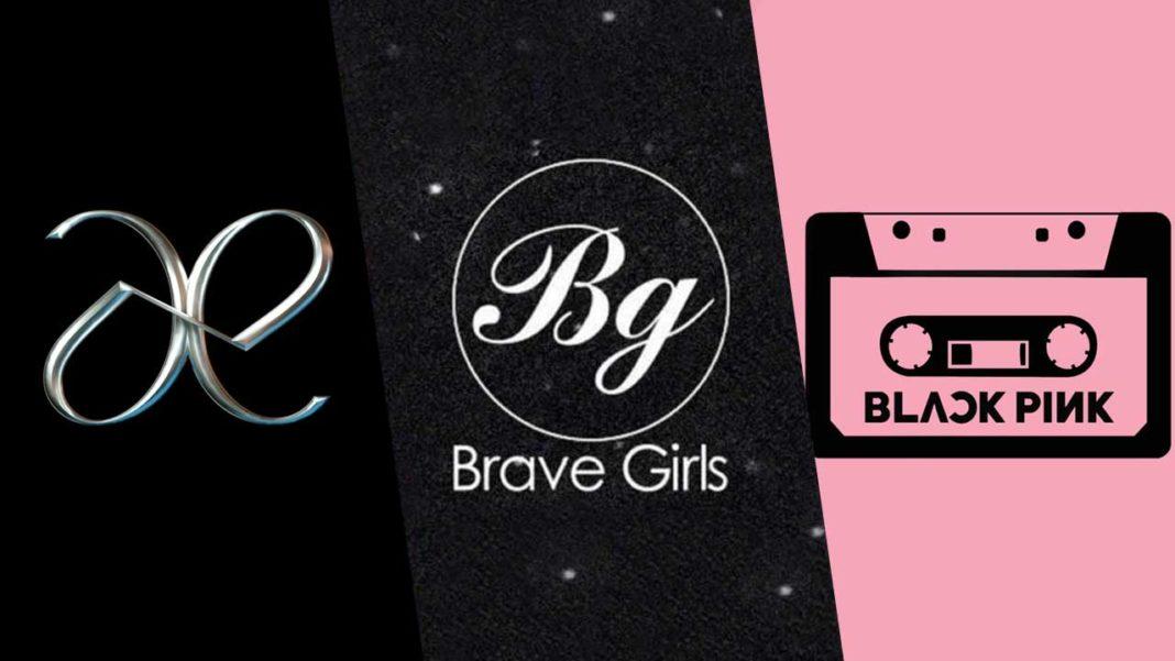 aespa, Brave Girls и BLACKPINK