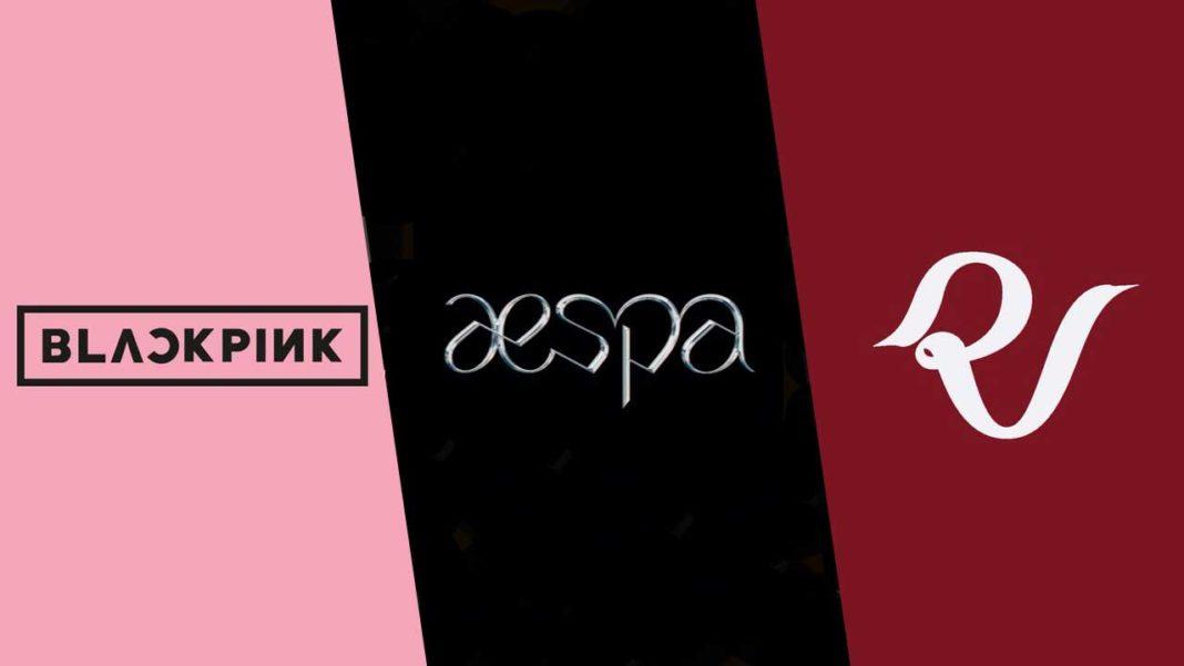 BLACKPINK, aespa и Red Velvet