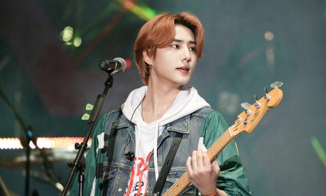 Ён Кей из DAY6