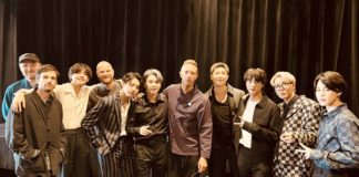BTS и Coldplay