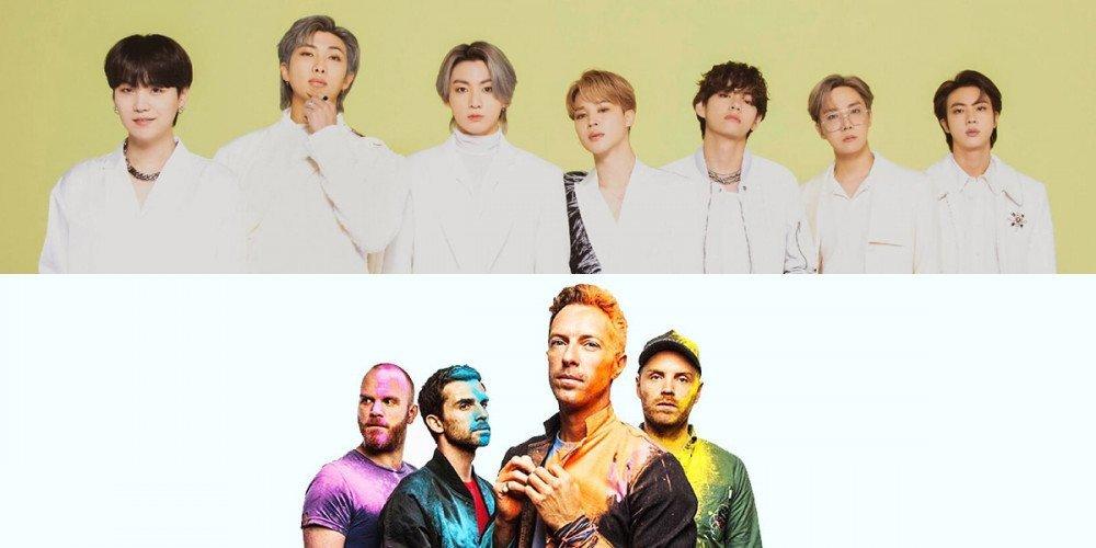 BTS-Coldplay