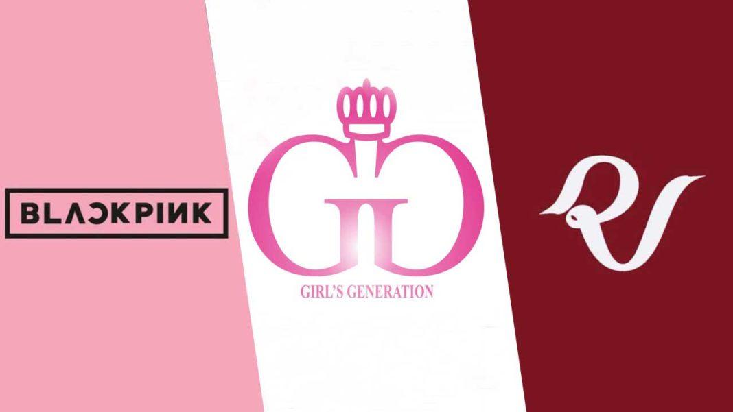 BLACKPINK, Girls' Generation и Red Velvet
