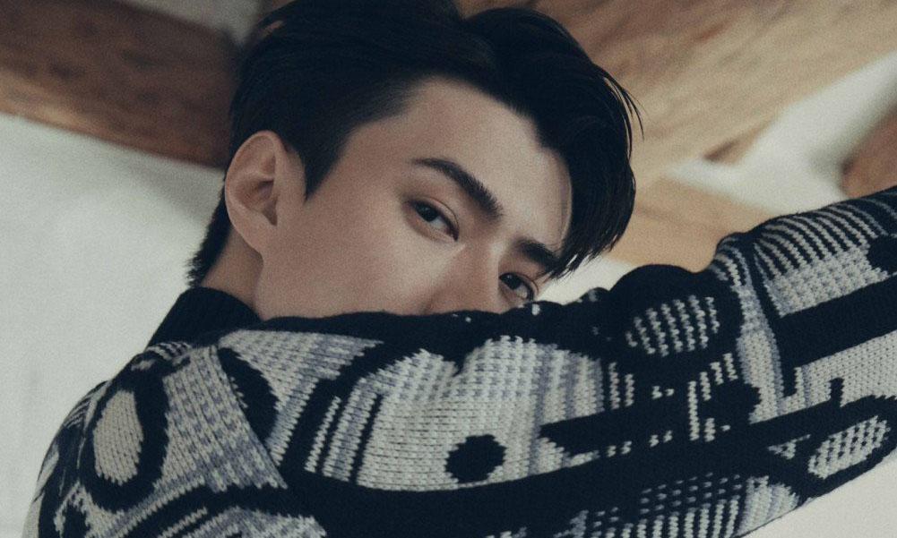 Сехун из EXO