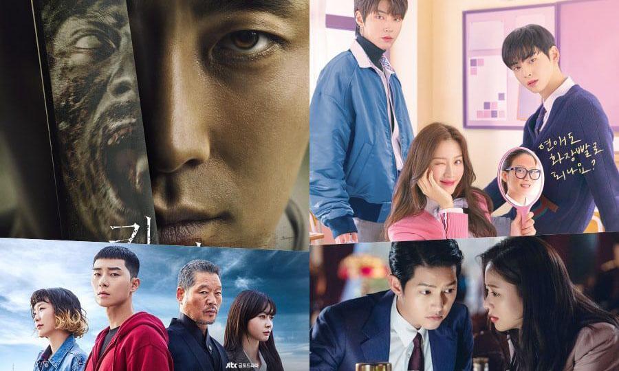 корейские дорамы и фильмы
