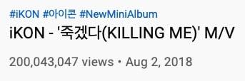 ikon-killing-me-200-mil
